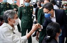PTT Vũ Đức Đam đến thăm các tình nguyện viên tham gia thử nghiệm vaccine Việt Nam giai đoạn 2 tại Hà Nội