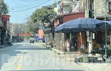 Người bán thịt lợn ở thị trấn Cẩm Giang buộc phải đi cách ly tập trung