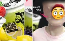 Hãng nước mía Sugar Daddy khiến khách hàng đỏ mặt với màn quảng cáo đậm chất 18+