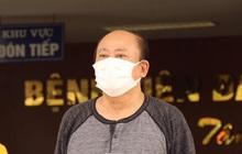 """Bệnh nhân Covid-19 nặng tại Hải Dương được công bố khỏi bệnh: """"Tôi xúc động khi được các bác sĩ chăm sóc trong những ngày Tết Nguyên đán"""""""