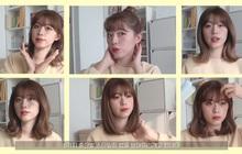 Học nhanh 6 cách biến tấu tóc lỡ bằng máy là mini, nàng vụng về đến mấy cũng làm được!
