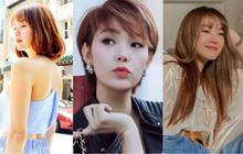"""Những màn """"đổi tóc"""" xuất thần của Minh Hằng: Tóc tém, tóc bob hay tóc dài đều xinh đáo để"""