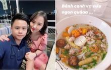 Primmy Trương ngày càng ra dáng dâu hào môn, trưa đi với bạn chiều vẫn lao vào bếp nấu ăn cho chồng