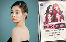 Xôn xao tấm poster BLACKPINK tổ chức concert tại Việt Nam cuối năm nay, netizen liếc qua rồi cất vào một góc vì... ai rảnh đâu mà tin