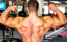 Tập luyện cùng VĐV (phần 2): 6 bài tập giúp nam giới có phần lưng hấp dẫn