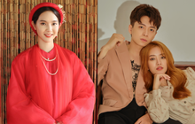 """Ngô Kiến Huy tiếp tục ra MV mới hậu tin đồn hẹn hò hotgirl, Jang Mi hoá thân thành """"nữ thần cổ trang"""" mong thoát mác """"ca sĩ cover"""""""