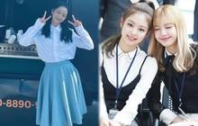 Jennie - Lisa gửi xe cafe tới tận phim trường ủng hộ phim đầu tay của Jisoo, đừng ai đồn BLACKPINK bất hòa nữa nhá!
