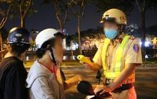 Công an TP HCM chỉ cách quay phim giám sát CSGT sao cho đúng luật