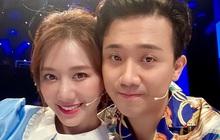 """Hari Won vừa nói yêu chồng liền bị BB Trần, Quang Trung """"bóc phốt"""": Trấn Thành còn hưởng ứng khiến vợ thấy """"nhói"""""""