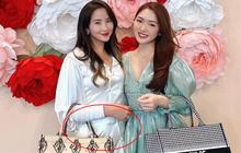 Phu nhân TGĐ Phan Thành để lộ vòng 2 lùm lùm, thần thái ngày càng đỉnh sau siêu đám cưới