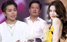 """Gil Lê """"trúng tủ"""" khi được Trường Giang hỏi liên quan đến Hoàng Thuỳ Linh, netizen ăn """"cẩu lương"""" gián tiếp mà khoái!"""
