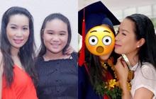 Con gái của Á hậu Trịnh Kim Chi: Hồi nhỏ mũm mĩm, lớn lên lột xác thành hot girl xinh đẹp nhưng nể nhất là thành tích học tập