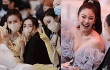 """Dàn mỹ nhân chung khung hình ở Đêm Weibo: Angela Baby, Dương Mịch và Triệu Lệ Dĩnh so kè, Trương Vũ Kỳ chấp luôn nhờ """"bức tử"""" vòng 1"""