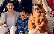 Lâm Bảo Châu lần đầu tiên đăng ảnh chụp chung với mẹ con Lệ Quyên, trông khăng khít như người một nhà