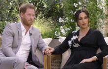 """Hoàng tử Harry gây sốc khi lần đầu đích thân nói về lý do rời bỏ Hoàng gia Anh có liên quan đến Meghan Markle trong buổi phỏng vấn """"1 lần kể hết"""""""