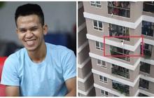 Phân tích vụ bé gái ngã từ tầng 12: Người hùng Nguyễn Ngọc Mạnh phải đỡ một lực gần nửa tấn?