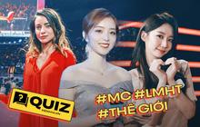 Căng não tìm lời giải cho 10 câu hỏi về các nữ MC khuấy đảo làng LMHT thế giới