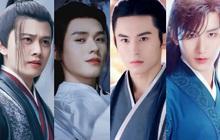 """Netizen tranh luận về """"tân tứ mỹ cổ trang"""": Nhậm Gia Luân """"kém sắc"""" nhất hội, Trương Triết Hạn hóa """"tiểu thụ"""" siêu xuất sắc?"""