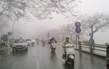 Đón thêm đợt không khí lạnh mới, Hà Nội chuyển mưa rét nền nhiệt thấp nhất 16 độ C