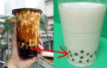Order trà sữa online, khách hàng uống gần xong mới phát hiện ra mánh khoé trắng trợn mà nhiều quán áp dụng để tăng lợi nhuận