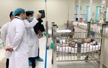 Kết quả chụp CT sọ não của bé gái ngã từ tầng 12 chung cư tại Hà Nội