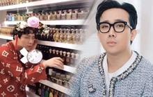Trấn Thành tự nhận mình là người đàn ông thơm nhất Việt Nam, liên tục khoe phòng riêng chứa BST nước hoa hơn 200 chai