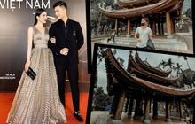 """Lệ Quyên và Lâm Bảo Châu cùng nhau đi chùa đầu năm, bạn thân hé lộ """"hint"""" kết hôn vào cuối năm?"""