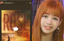 """""""Lisa Việt Nam"""" dù khóc cạn nước mắt vì nhà mất điện nhưng vẫn hóng solo của Rosé nhanh hơn cả Lisa Hàn Quốc"""