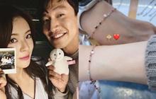 """Bạn gái minh tinh công khai đăng ảnh bàn tay của Lee Kwang Soo cùng loạt khoảnh khắc đầy """"thính"""" yêu đương?"""