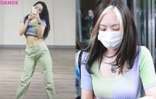 """""""Đụng"""" crop top giống Jennie, Chi Pu giành spotlight nhờ màn khoe vòng 2 căng đét"""