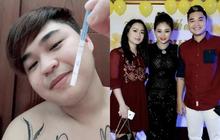 Con trai Lê Giang thông báo bà xã hơn 8 tuổi mang thai con đầu lòng, Ưng Hoàng Phúc và loạt sao Vbiz nô nức chúc mừng