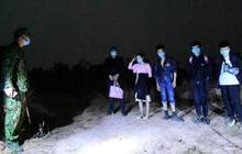 Bình Phước thông tin kết quả xét nghiệm 5 người Trung Quốc vượt biên trái phép