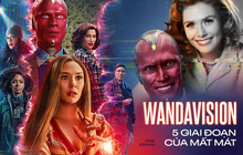 WandaVision lột tả hoàn hảo 5 giai đoạn tâm lý của mất mát thế nào trong 8 tập phim?