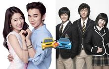 12 diễn viên Hàn Quốc suýt chết vì tai nạn giao thông: Lee Min Ho sợ phim hành động sau cú va chạm ở City Hunter