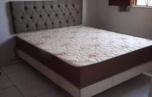Xuất hiện chiếc giường vĩnh cửu làm bằng... bê tông, xem ảnh quá trình xây mà ngao ngán