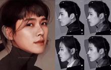 Chưa cặp đôi nào có tướng phu thê đỉnh như Hyun Bin - Son Ye Jin: Mặt khớp đến gần 100%, ảnh góc nghiêng gây choáng