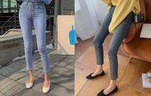 Kiểu giày búp bê hot nhất mùa Xuân: Diện với quần jeans hay váy đều xịn đẹp, là giày bệt nhưng lại tôn dáng hết sức