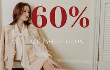 """Loạt shop thời trang sale """"đẫm"""" ngày 3/3: Giảm đến 70%, các nàng nhanh mua tự thưởng 8/3"""