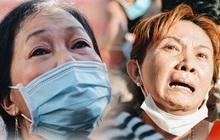 Chùm ảnh: Những người mẹ ở TP.HCM bật khóc nghẹn ngào tiễn con lên đường nhập ngũ