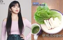 Park Bom cuối cùng đã hé lộ chế độ ăn để có được màn giảm 11kg chấn động Kbiz: Muốn lột xác đúng là không đơn giản!
