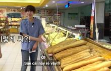 """Không chỉ nổi tiếng với người Việt, những chiếc bánh mì khổng lồ của Big C còn từng làm """"khuynh đảo"""" dàn sao Hàn khi tới Việt Nam"""