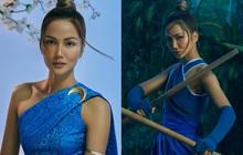 Hoa hậu H'Hen Niê tung bộ ảnh làm công chúa Disney đẹp không góc chết, chia sẻ kỷ niệm thời thơ ấu vô cùng cảm động