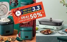 Hàng loạt đồ gia dụng nội địa Trung hot hit trên TikTok đang được sale tới 50%
