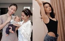 """Sau Tóc Tiên, đến lượt vợ Rhymastic khoe tài chụp ảnh của chồng, nhìn thành quả phô diễn trọn body """"mlem"""" mà ai cũng ao ước"""