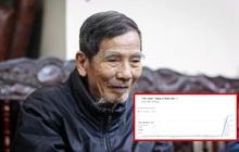 Thông tin về cố NSND Trần Hạnh qua đời khiến cộng đồng mạng đau xót, lượt tìm kiếm tăng đột biến