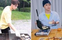Nam idol Kpop tiết lộ bí quyết nấu ăn trông thật ngầu: hóa ra chỉ toàn là làm màu thôi