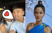 Bạn trai cũ H'Hen Niê có động thái gây chú ý hé lộ mối quan hệ với nàng hậu sau chia tay