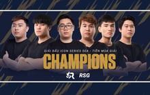 """Vô địch Icon Series SEA, Phương Top hứa hẹn đem một vài """"người cũ"""" về thi đấu Tốc Chiến"""