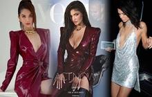 """Netizen coi Ngọc Trinh là cô chị """"rơi"""" của bộ đôi Kylie - Kendall, nhìn loạt ảnh này hiểu ngay lý do"""