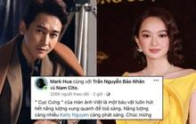 """Hứa Vĩ Văn gọi Kaity Nguyễn là """"cục cưng"""" của màn ảnh Việt sau Gái Già V"""